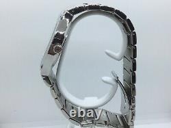 Harley-davidson Bulova Bar & Shield 43mm Quartz Mens Watch 76a134
