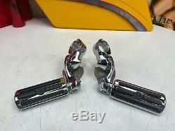 Oem Harley 88-20 Bar & Shield Garde Engine Bar Crash Touring Pegs Route