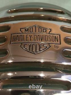 Véritable Harley Davidson Homme Classic Bar & Shield Silver Belt Buckle (2008)