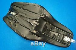 Véritable Harley Dyna Low Rider Fxdl Super Glide Sport Bar & Shield Seat 1996-2003