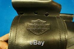 Véritable Harley Touring Bar & Shield Ultra Classic Saddlebag Guard Sacs 1993-2020
